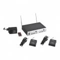 Peavey PV 16DR CHANNEL UHF DUAL RECEIVER - GTR - GTR