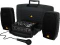 Behringer PPA200 портативная система звукоусиления